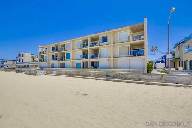 3755 Ocean Front Walk #17, San Diego, CA 92109 (#190065152) :: J1 Realty Group