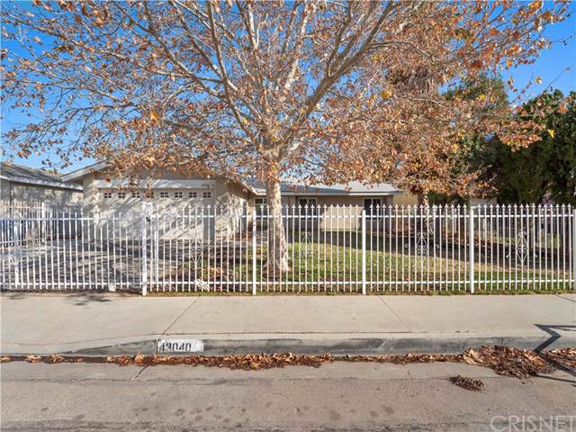 43040 Guyman Avenue, Lancaster, CA 93536 (#SR19281386) :: Sperry Residential Group