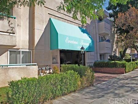 5320 Zelzah Avenue #314, Encino, CA 91316 (#SR19252221) :: Sperry Residential Group