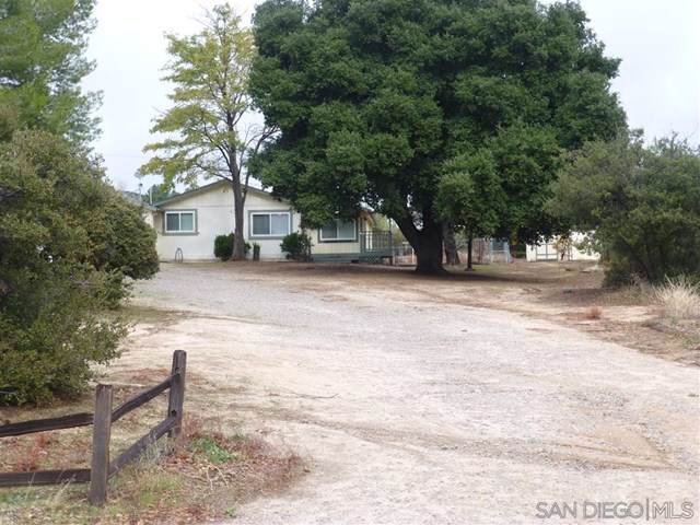 2378 Buckman Springs Road, Campo, CA 91906 (#190065169) :: J1 Realty Group