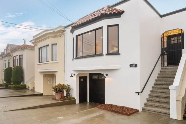 647 34th Avenue, San Francisco, CA 94121 (#ML81777384) :: The Costantino Group | Cal American Homes and Realty