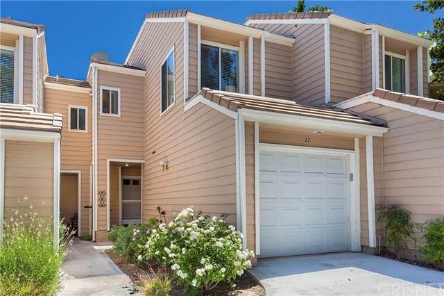 24522 Mcbean #11, Valencia, CA 91355 (#SR19281333) :: Sperry Residential Group