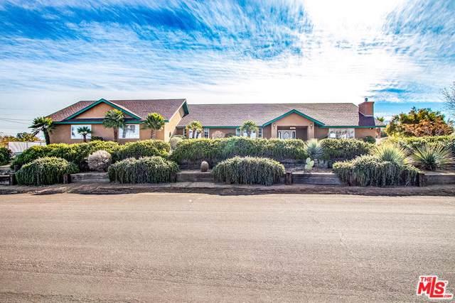 57813 Juarez Drive, Yucca Valley, CA 92284 (#19535416) :: RE/MAX Masters