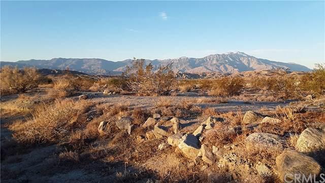 0 Sky Valley Rd, Desert Hot Springs, CA  (#PW19281449) :: Keller Williams Realty, LA Harbor