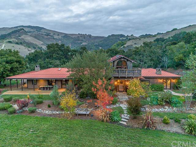 8455 Red Mountain Road, Cambria, CA 93428 (#NS19282032) :: Sperry Residential Group