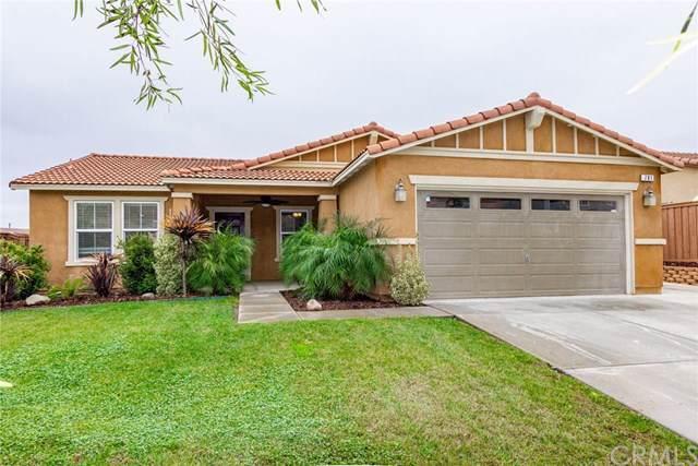 781 Amherst Way, San Jacinto, CA 92582 (#IG19272548) :: Allison James Estates and Homes