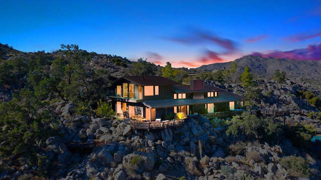 61501 Manzanita Road, Mountain Center, CA 92561 (#219035518DA) :: eXp Realty of California Inc.