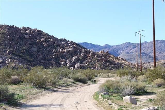 11 Border, Joshua Tree, CA  (#JT19282673) :: Sperry Residential Group