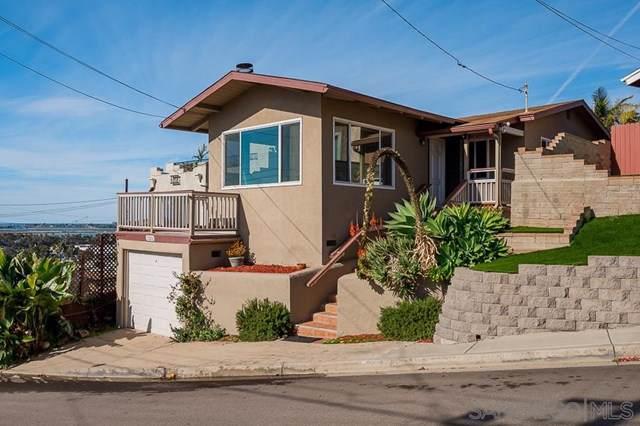 1310 Elevation Rd, San Diego, CA 92110 (#190065422) :: Crudo & Associates