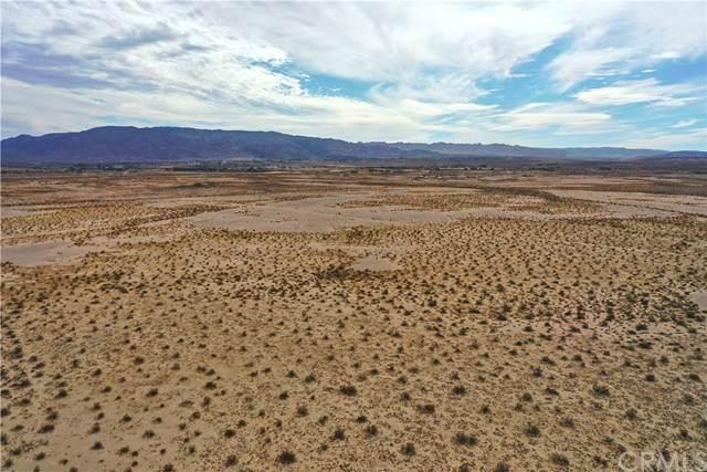 0 El Paso, 29 Palms, CA 92277 (#OC19283015) :: Powerhouse Real Estate