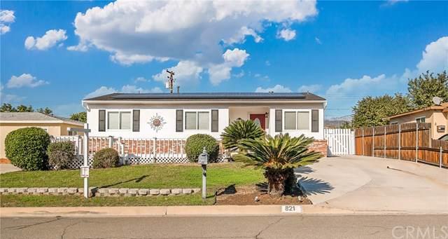 821 W Woodcroft Avenue, Glendora, CA 91740 (#DW19283000) :: Mainstreet Realtors®