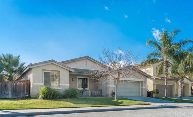 2856 Violet Drive, San Jacinto, CA 92582 (#IG19283322) :: Allison James Estates and Homes