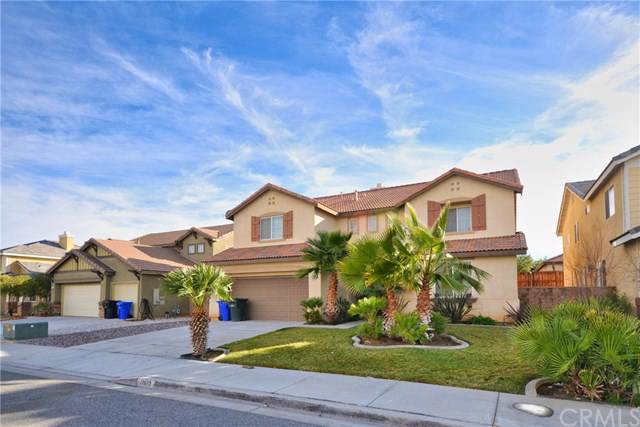 12613 Casa Bonita Place, Victorville, CA 92392 (#TR19280919) :: Keller Williams Realty, LA Harbor
