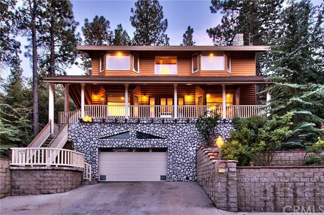 26690 Timberline Drive, Wrightwood, CA 93563 (#CV19283548) :: J1 Realty Group