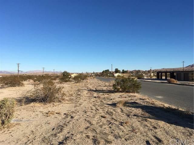 0 Cactus Drive, 29 Palms, CA  (#JT19283758) :: Powerhouse Real Estate