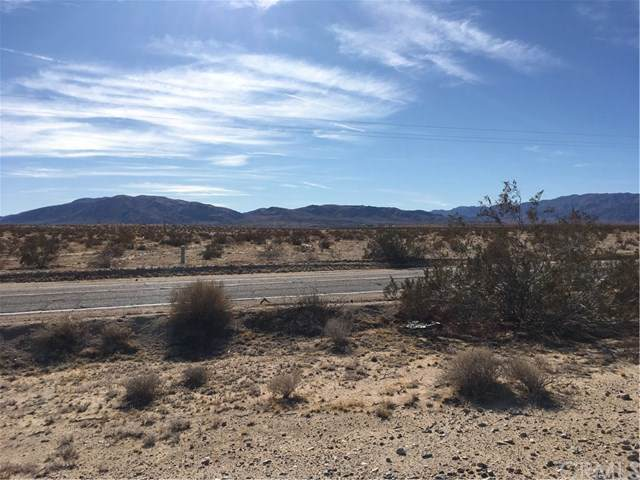 0 Amboy Road, 29 Palms, CA 92277 (#JT19283779) :: Sperry Residential Group