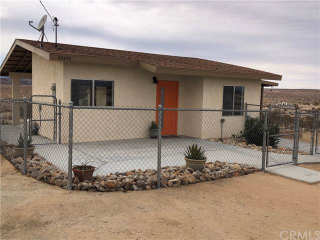 69230 Sunny Sands, 29 Palms, CA 92277 (#JT19273218) :: RE/MAX Masters