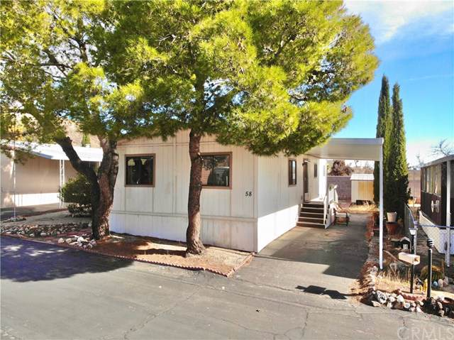 55524 Yucca Trail #58, Yucca Valley, CA 92284 (#JT19284236) :: Sperry Residential Group