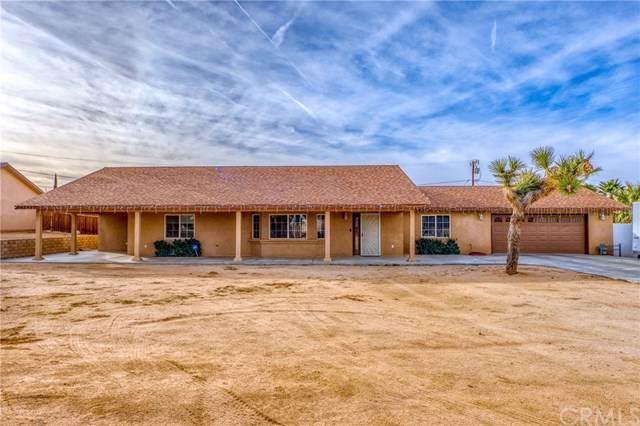 7356 Rubidoux Avenue, Yucca Valley, CA 92284 (#JT19284810) :: Allison James Estates and Homes