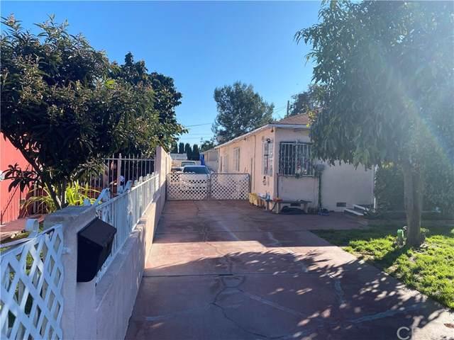 6008 Heliotrope Avenue, Maywood, CA 90270 (#DW19285085) :: Crudo & Associates