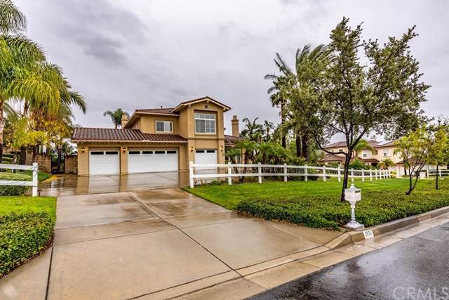 5533 Carriage Place, Rancho Cucamonga, CA 91737 (#PW19285015) :: Team Tami