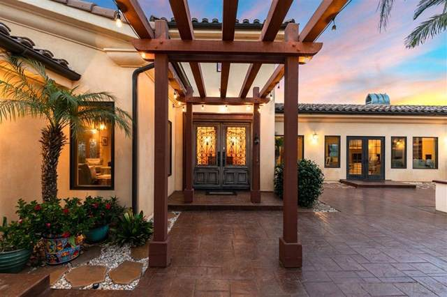 6955 Via De La Reina, Bonsall, CA 92003 (#190065897) :: eXp Realty of California Inc.