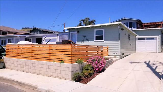 2360 Greenwood Avenue, Morro Bay, CA 93442 (#SP19284549) :: Sperry Residential Group