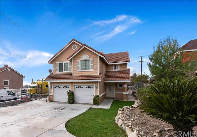 18543 Arrowhead Boulevard, Devore, CA 92407 (#IG19285585) :: Allison James Estates and Homes