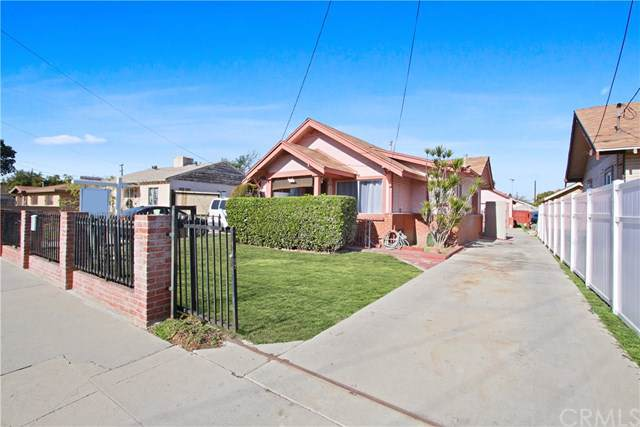 219 E Reeve Street, Compton, CA 90220 (#PW19285716) :: J1 Realty Group