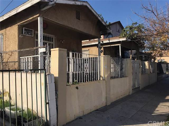 1909 Workman Street, Lincoln Heights, CA 90031 (#MB19285875) :: Sperry Residential Group