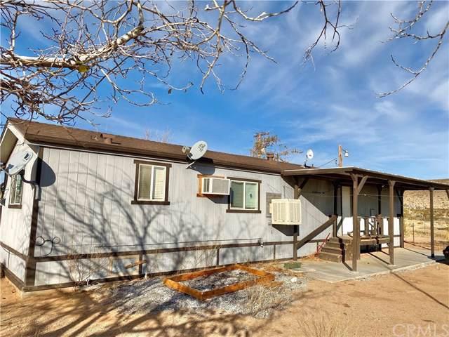 2787 Alta Avenue, Yucca Valley, CA 92252 (#JT19279247) :: Allison James Estates and Homes