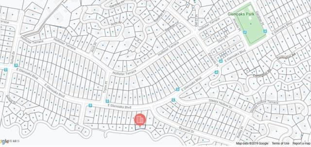 Lot-34,  Tract-10113, Glendale, CA 91206 (#219014822) :: The Brad Korb Real Estate Group