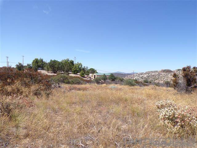 0 Old Highway 80, Pine Valley, CA 91962 (#190066158) :: Sperry Residential Group