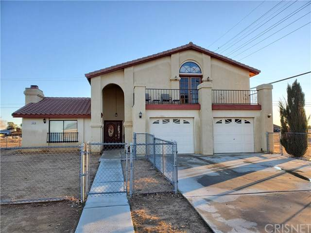 8940 Fuchsia Avenue, California City, CA 93505 (#SR19286451) :: J1 Realty Group