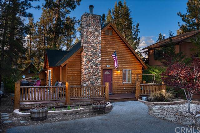 305 E Fairway Boulevard, Big Bear, CA 92314 (#EV19286515) :: Sperry Residential Group
