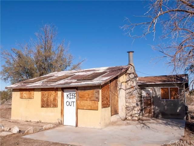 5157 Adobe Road, 29 Palms, CA 92277 (#JT19286388) :: Powerhouse Real Estate