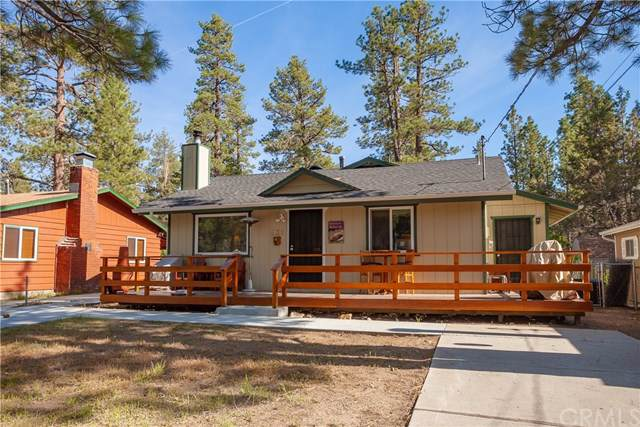 632 E Meadow Lane, Big Bear, CA 92314 (#EV19286748) :: Sperry Residential Group