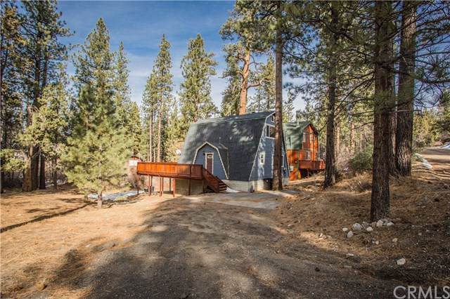 609 Rose Hill Drive, Big Bear, CA 92314 (#PW19286825) :: The Bashe Team