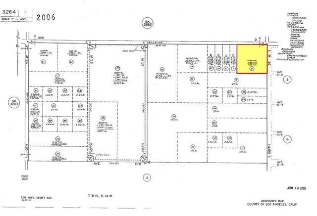 100-St. W Ave. D, Antelope Acres, CA 93536 (#SR19286762) :: Allison James Estates and Homes