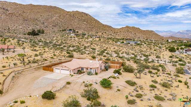 7750 Wesley Road, Joshua Tree, CA 92252 (#219035933PS) :: Legacy 15 Real Estate Brokers