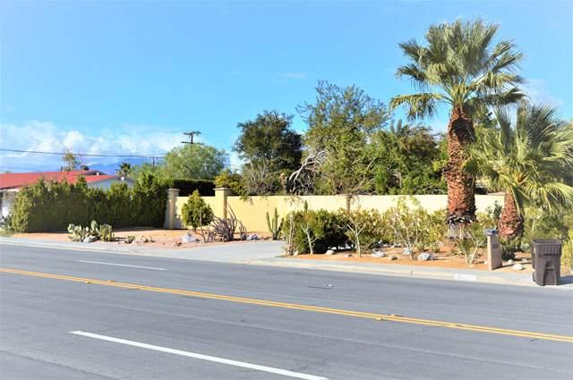 1820 Racquet Club Road, Palm Springs, CA 92262 (#219035955PS) :: Millman Team