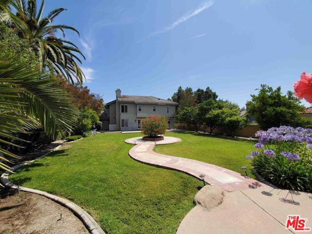 2145 Brookfield Drive, Thousand Oaks, CA 91362 (#19539232) :: RE/MAX Parkside Real Estate