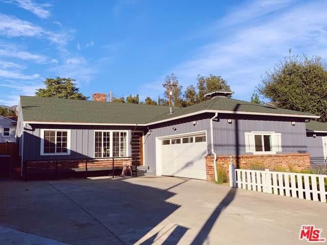 1731 Verdugo, 634 - La Canada Flintridge, CA 91011 (#20539468) :: J1 Realty Group
