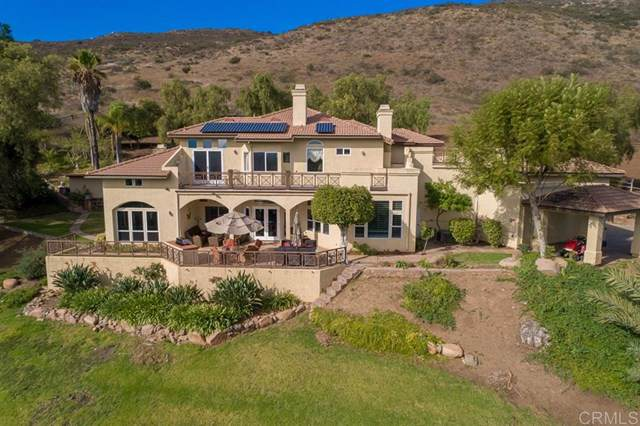 3885 Hidden Trail Dr, Jamul, CA 91935 (#200000246) :: J1 Realty Group