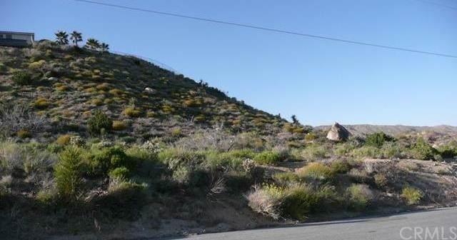 0 Navajo, Yucca Valley, CA 92284 (#JT20000557) :: Allison James Estates and Homes