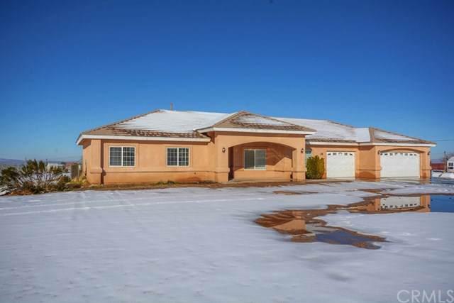 7676 Sunset Road, Phelan, CA 92371 (#CV20000487) :: RE/MAX Estate Properties