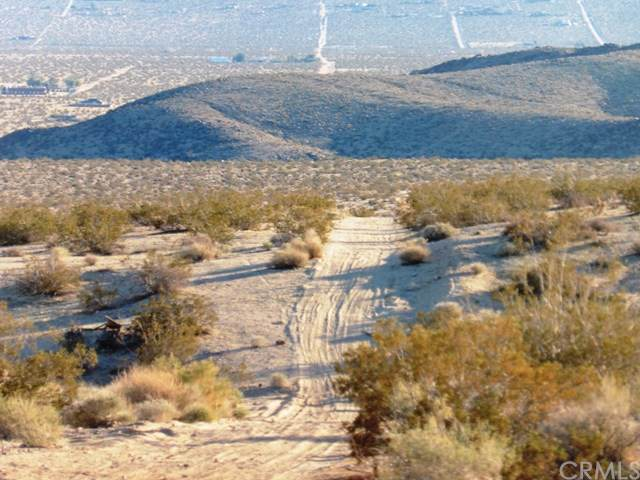 0 Sunever Road, Joshua Tree, CA 92252 (#JT20000599) :: Sperry Residential Group