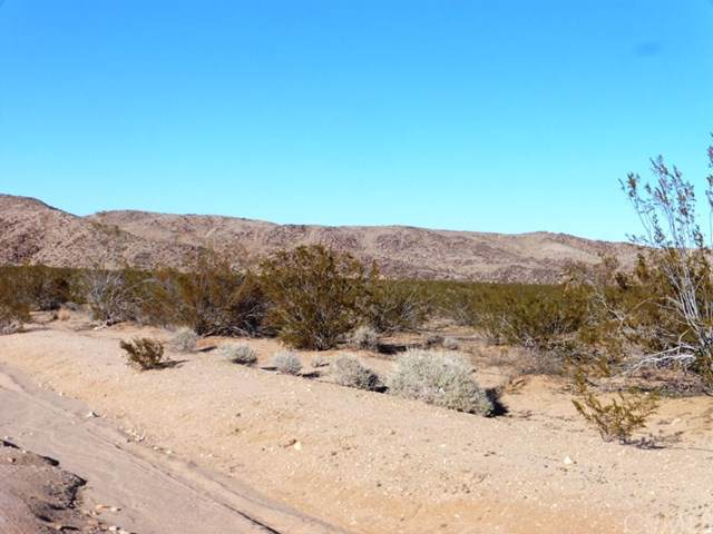 0 Sun Mesa Road, Joshua Tree, CA 92252 (#JT20000596) :: Sperry Residential Group