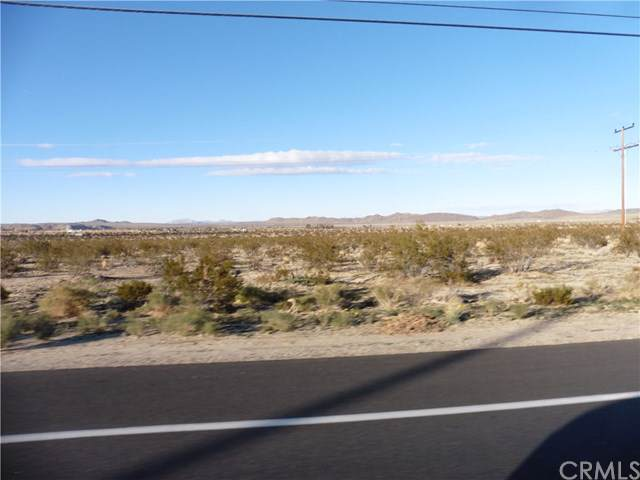 0 Off 29 Palms Hwy, Joshua Tree, CA 92252 (#JT20000607) :: Sperry Residential Group