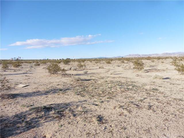 0 Morongo Rd, 29 Palms, CA  (#JT20000608) :: Sperry Residential Group